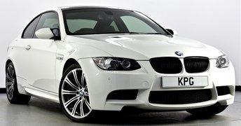2011 BMW M3 4.0 V8 M3 DCT 2dr £24995.00