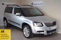 2014 SKODA YETI 1.2 ELEGANCE TSI DSG 5d AUTO 103 BHP £11795.00
