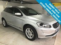 USED 2014 14 VOLVO XC60 2.4 D5 SE LUX NAV AWD 5d AUTO 212 BHP Full service history, Full leather upholstery,    Heated front seats,    Electric/Memory driver's seat,    Bluetooth,    Satellite Navigation,    Remotely operated tailgate,    Front and rear parking sensors