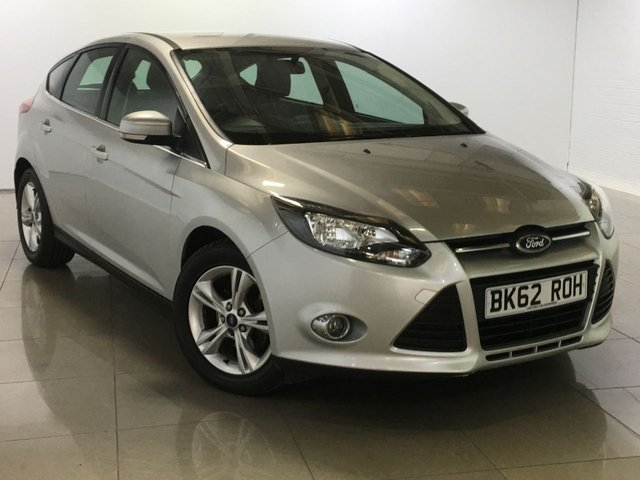 View our 2012 62 FORD FOCUS 1.0 ZETEC 5d 124 BHP