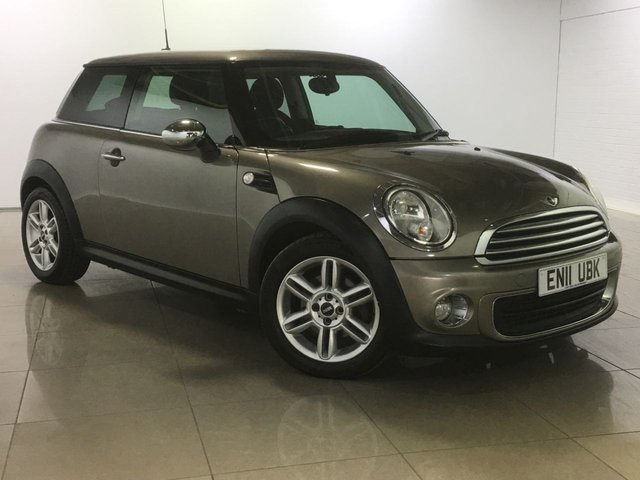 View our 2011 11 MINI HATCH ONE 1.6 ONE 3d 98 BHP