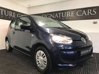 USED 2013 63 VOLKSWAGEN UP 1.0 MOVE UP 3d AUTO 59 BHP