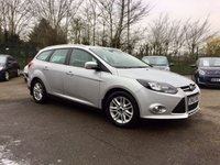 USED 2012 62 FORD FOCUS 2.0 TDCI TITANIUM  5d ESTATE  BLUETOOTH AND ALLOYS  FINANCE AVAILABLE JUST ASK NO DEPOSIT  FINANCE ARRANGED, APPLY HERE NOW