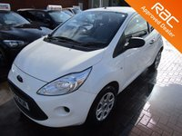 USED 2010 60 FORD KA 1.2 STUDIO 3d 69 BHP 1 LADY OWNER LOW MILES