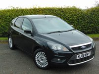USED 2008 08 FORD FOCUS 1.6 TITANIUM 5d * 12 MONTHS AA BREAKDOWN COVER *