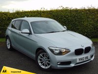 USED 2012 12 BMW 1 SERIES 2.0 120D SE 5d * 128 POINT AA INSPECTED *