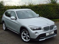USED 2010 10 BMW X1 2.0 XDRIVE23D SE 5d AUTOMATIC * FULL LEATHER INTERIOR * 12 MONTHS AA BREAKDOWN COVER *