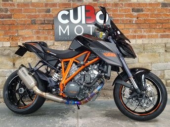 2014 KTM SUPERDUKE 1290 R £11290.00
