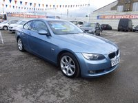 USED 2009 09 BMW 3 SERIES 2.0 320D SE 2d 175 BHP LEATHER TRIM * GREAT SPEC * BAD CREDIT * WE CAN HELP *