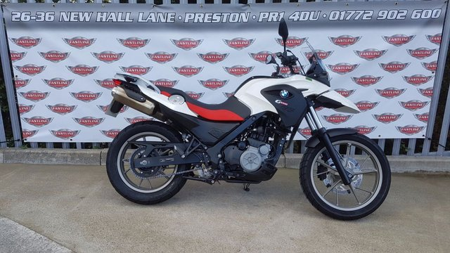 2012 62 BMW G650 GS Adventure Sports