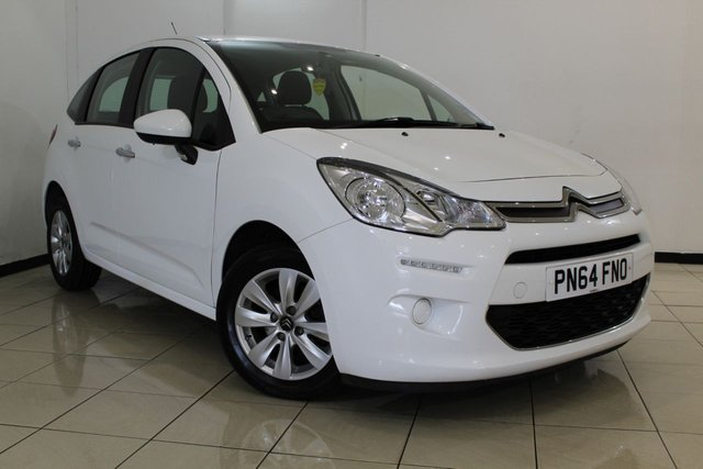View our 2014 64 CITROEN C3 1.2 VTR PLUS 5DR 80 BHP