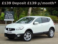 USED 2011 NISSAN QASHQAI 1.5 ACENTA DCI 5d 110 BHP GREAT SPEC, BLUETOOTH, CRUISE CONTROL, REAR PARKING SENSORS