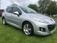 USED 2010 10 PEUGEOT 207 1.6 SW SPORT HDI 5d 90 low miles £30 tax comes with full mot & fresh service