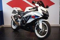 USED 2011 11 SUZUKI GSX-R600 LO 599cc