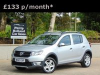 USED 2013 63 DACIA SANDERO 1.5 STEPWAY AMBIANCE DCI 5d 90 BHP FULL SERVICE HISTORY / BLUETOOTH / USB CONNECTION
