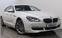 USED 2012 61 BMW 6 SERIES GRAN COUPE 640i SE Auto