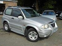 USED 2004 54 SUZUKI GRAND VITARA 1.6 16V SE 3d 92 BHP LOW MILEAGE+2 LADY OWNERS+NEW MOT