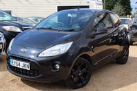 USED 2014 64 FORD KA 1.2 METAL 3d 69 BHP