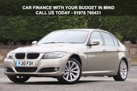 USED 2010 10 BMW 3 SERIES 2.0 320I SE 4d 168 BHP Full Service History - 2 Keys