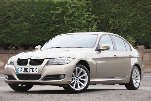 2010 10 BMW 3 SERIES 2.0 320I SE 4d 168 BHP