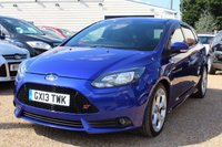 USED 2013 13 FORD FOCUS 2.0 ST-2 5d 247 BHP