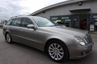 USED 2007 07 MERCEDES-BENZ E CLASS 3.0 E320 CDI ELEGANCE 5d AUTO 222 BHP LOW DEPOSIT OR NO DEPOSIT FINANCE AVAILABLE.