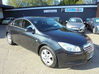 USED 2012 12 VAUXHALL INSIGNIA 2.0 CDTI 16v Exclusiv 158