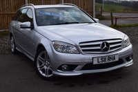 USED 2011 11 MERCEDES-BENZ C CLASS 2.1 C250 CDI BLUEEFFICIENCY SPORT 5d 204 BHP