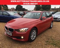 USED 2014 63 BMW 3 SERIES 320D EFFICIENTDYNAMICS BUSINESS TOURING OVER £5K OF OPTIONAL EXTRAS! - MOT 31st Aug 18 - Full BMW History - Full Leather - SatNav - 6 Speed - Bluetooth - 6 Months Warranty -