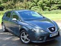 USED 2007 07 SEAT LEON 2.0 FR TDI 5d 168 BHP FULL SERVICE HISTORY AND 12 MONTHS MOT