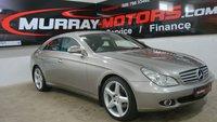 2008 MERCEDES-BENZ CLS CLASS 3.0 CLS320 CDI 4d AUTO 222 BHP £9495.00