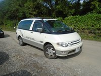 USED 1997 P TOYOTA ESTIMA 2.2 2.2DT 5d  PX TO CLEAR, PLEASE READ DESCRITION,