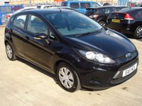 USED 2011 11 FORD FIESTA 1.6 ECONETIC TDCI 5d 94 BHP --  ZERO ROAD TAX --
