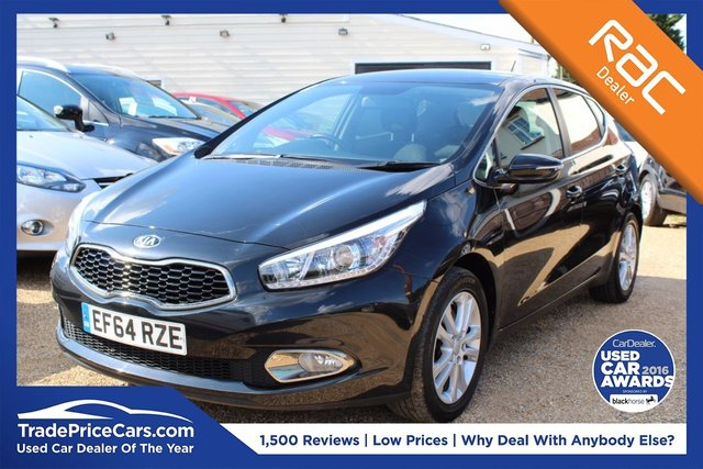View our 2014 64 KIA CEED 1.4 2 5d 98 BHP