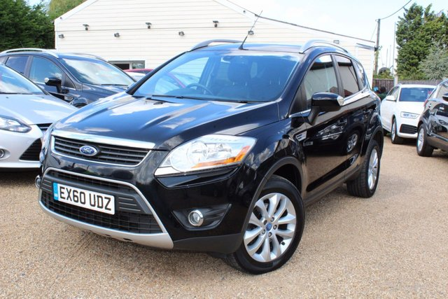 View our 2010 60 FORD KUGA 2.0 TITANIUM TDCI 2WD 5d 138 BHP