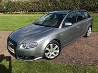 2008 AUDI A4 2.0 TDI S LINE SPECIAL EDITION 5d 170 BHP FSH Sat Nav Heated Seats £5995.00