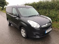 2013 VAUXHALL COMBO 2000 L1H1 CDTI S/S SPORTIVE £4995.00