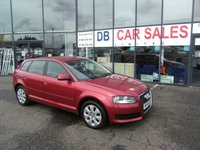 USED 2009 58 AUDI A3 1.6 MPI 5d 101 BHP FREE 6 MONTHS RAC WARRANTY AND FREE 12 MONTHS RAC BREAKDOWN COVER