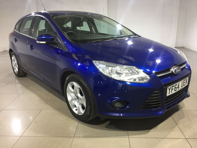 View our 2014 64 FORD FOCUS 1.6 EDGE TDCI 115 5d 114 BHP