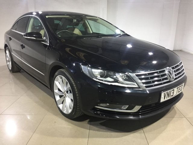 View our 2013 13 VOLKSWAGEN CC 2.0 GT TDI BLUEMOTION TECHNOLOGY 4d 138 BHP