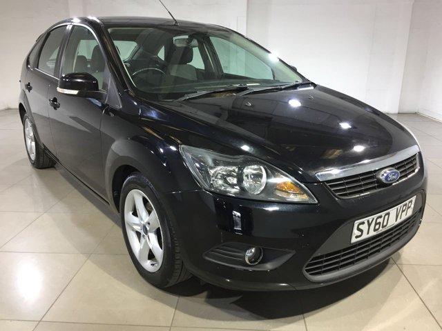 View our 2010 60 FORD FOCUS 1.6 ZETEC 5d 99 BHP