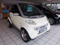 2017 SMART FORTWO 0.6 City Passion 3dr £1750.00