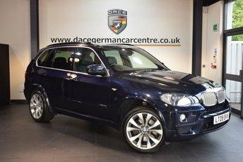 2009 BMW X5 4.8 XDRIVE48I M SPORT 5DR AUTO 350 BHP £17970.00
