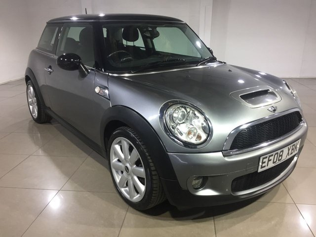 View our 2008 08 MINI HATCH COOPER 1.6 COOPER S 3d 172 BHP