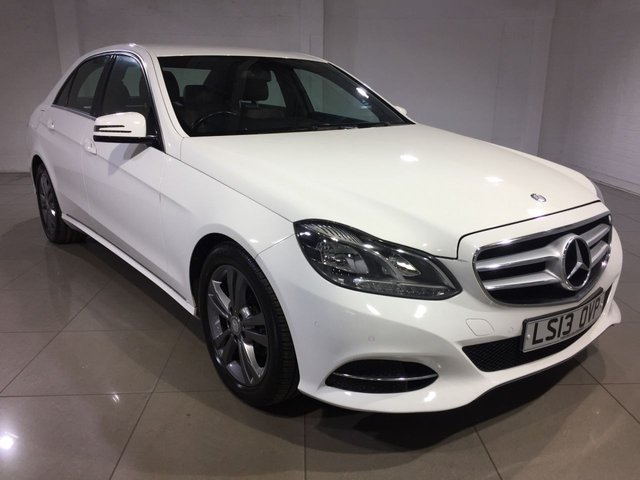 View our 2013 13 MERCEDES-BENZ E CLASS 2.1 E220 CDI SE 4d AUTO 168 BHP