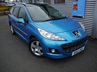 2012 PEUGEOT 207 1.6 SW ALLURE 5d AUTO  £6500.00