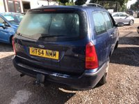 USED 2005 54 FORD FOCUS ZETEC