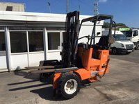1970 MOFFETT ALL MODELS MOFFET MOUNTY M8 ROUGH TERRAIN FORKLIFT £POA