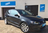 USED 2011 11 VOLKSWAGEN POLO 1.2 SE 3d