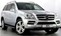 USED 2012 12 MERCEDES-BENZ GL CLASS 3.0 GL350 CDI BlueEFFICIENCY Sport 5dr Auto Full Mercedes Service Record